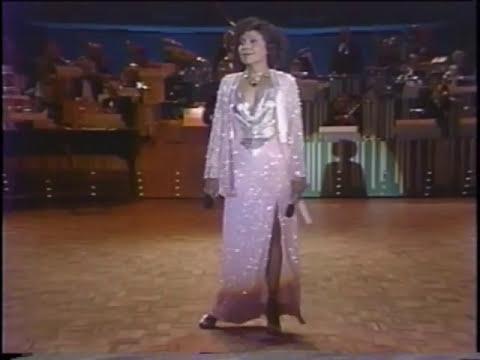Eliana Pittman no programa de Jerry Lewis