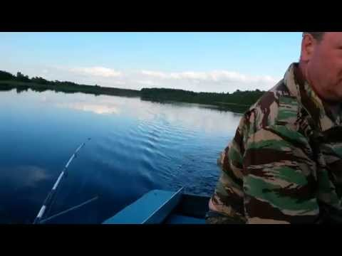 река труды рыбалка