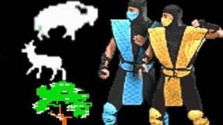 Mortal Kombat vs. Oregon Trail