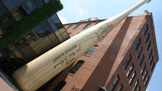 Louisville Slugger Museum & Factory Tour
