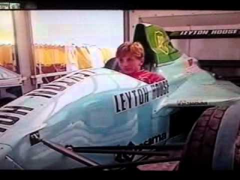 Christian Horner aged 15yrs on his ambitions
