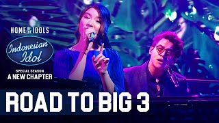 Download lagu TIARA X ARDHITO PRAMONO - I JUST COULDN'T SAVE YOU TONIGHT - ROAD TO BIG 3 - Indonesian Idol 2021
