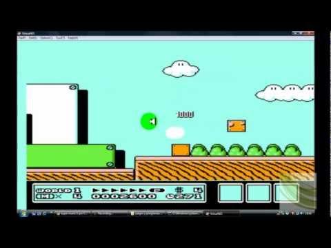 Como  descargar Super Mario Bros 3 para pc sin emulador (diciembre 2012)