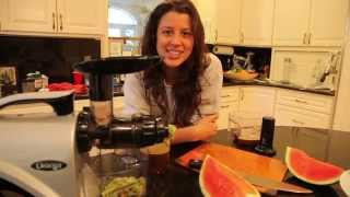 WATERMELON for NUTRITION & LIBIDO ◦ TONAMY & TOMMY of LIVET.tv | NUTRITION HEALTH HEALING
