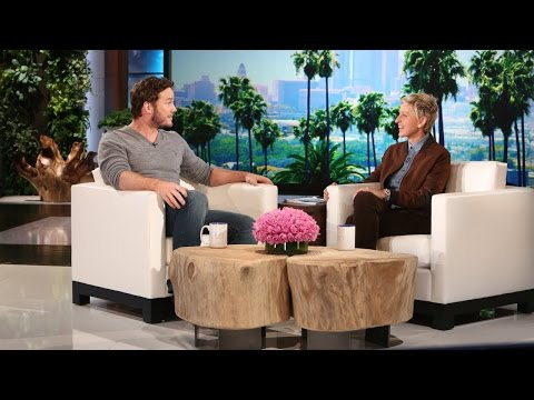 Chris Pratt on the End of 'Parks and Rec'