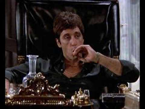 scarface theme Video