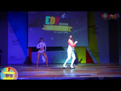 Diego Avendano Ibarra & Ozlem Sevimkan Show | EDF 2017