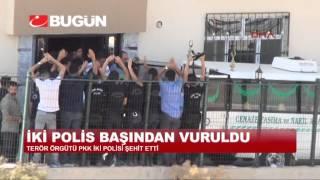 ŞANLIURFA'DA HAİN SALDIRI: 2 POLİS ŞEHİT