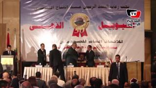 احتفالية اليوبيل الذهبى للاتحاد العام للصحفيين العرب.. وتكريم عدد من الصحفيين بحضور محلب