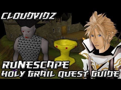 Runescape Holy Grail Quest Guide HD