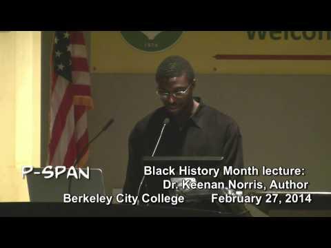 P-SPAN #357: Berkeley City College: Author Keenan Norris