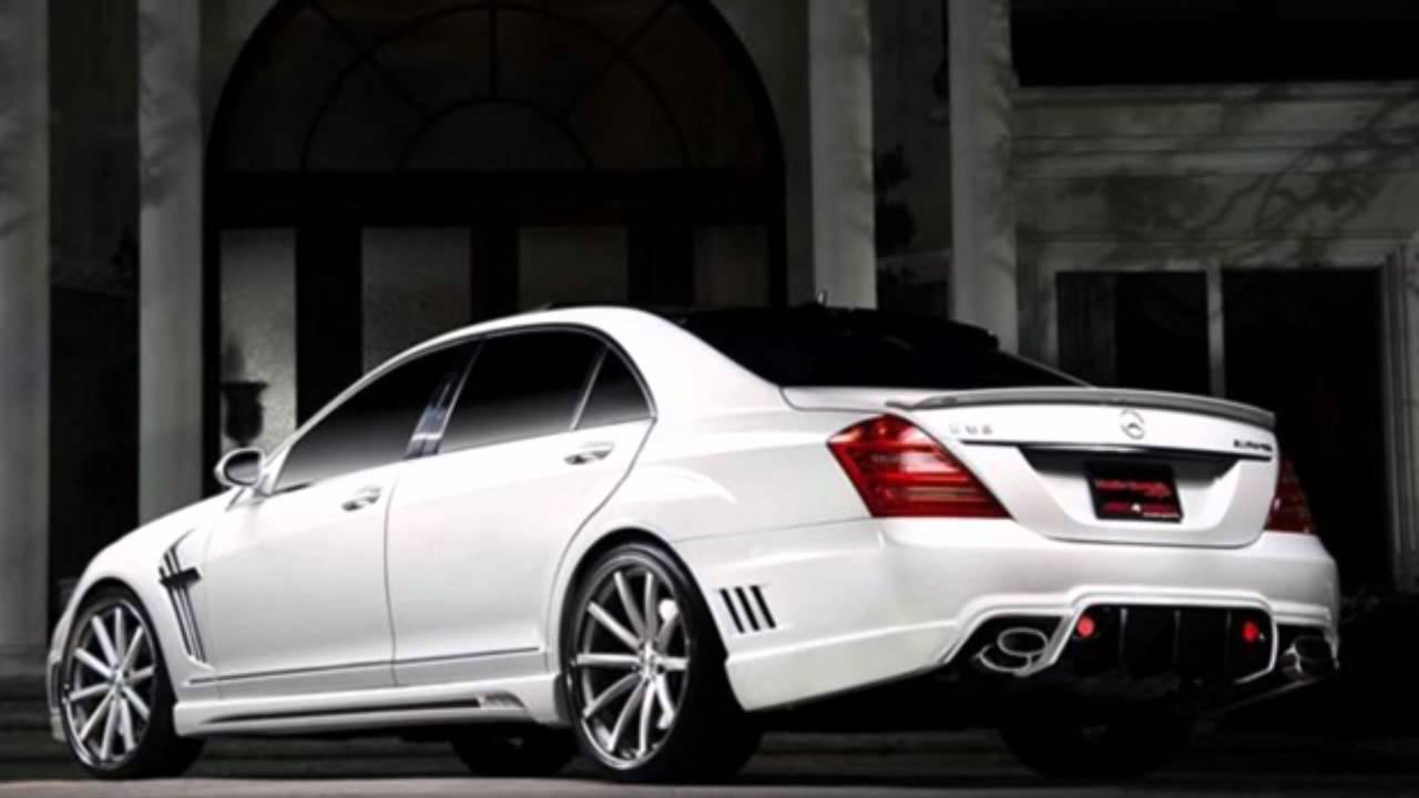 2012 Wald Mercedes Benz S63 Amg Black Bison Edition Youtube