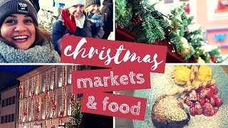 MERRY CHRISTMAS! WE ATE SO MUCH FOOD! | KONSTANZ GERMANY