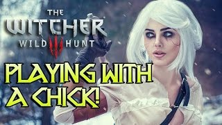 CIRI'S STORY! The Witcher 3 PC Ultra Graphics (#10)