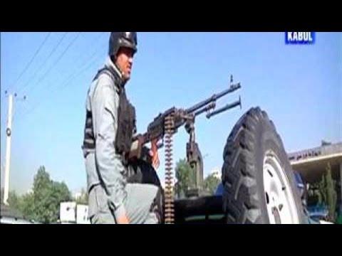 14 Dead in Kabul Minibus Suicide Attack
