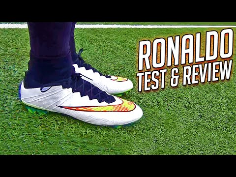 Testing Cristiano Ronaldo Boots 2015: Mercurial Superfly 4 Review by skillballerz