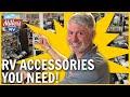 MUST HAVE 2020 RV Accessories, RV Technology & RV Gadgets!