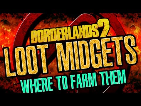Borderlands 2 Loot Midget Farming UVHM
