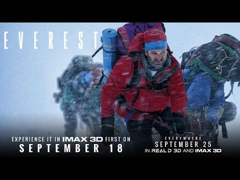 Everest - In Theaters September 18 (TV Spot 8) (HD)