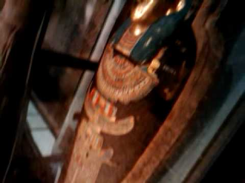The British Museum and Mummy from Egypt