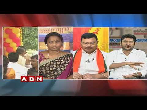 Debate | CM ChandrababuNaidu's Fight Against Modi's Government | Part 2
