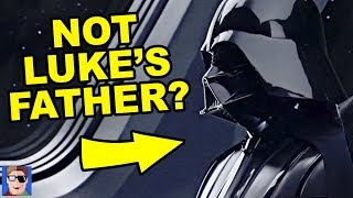 Star Wars: Vader Wasn't Always Luke's Father?