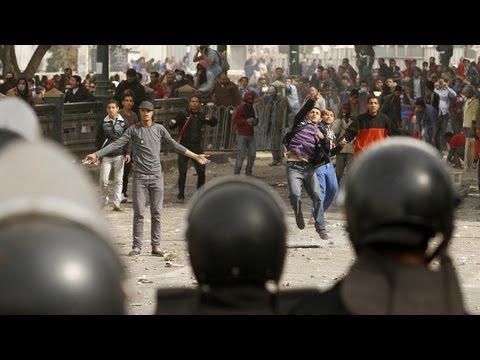 Egypt's President Declares a State of Emergency