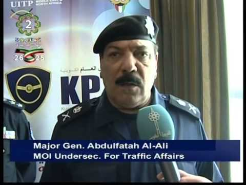 """Kuwait Public Transport Company holds press conference on upcoming Workshop & Seminar; """"Crowd"""""""