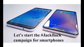 Poll: Should all phones have 3.5mm headphone jacks? #jackback