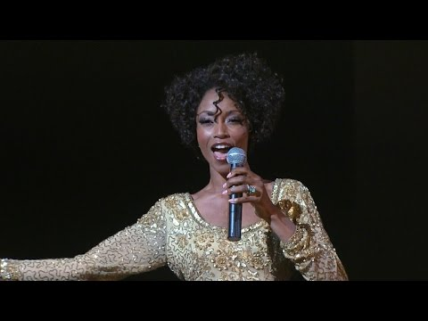 EXCLUSIVE: Behind The Scenes of Lifetime's 'Whitney' with Director Angela Bassett and Star Yaya D…