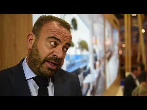 Gabriel Escarrer, chief executive, Melia Hotels