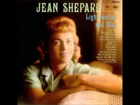 Jean Shepard - Thats What Lonesome Is