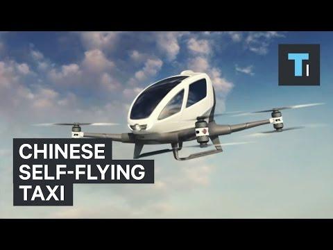 Airbus Vahana Flying Taxi