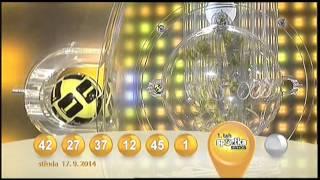 Sportka - 17.9. 2014