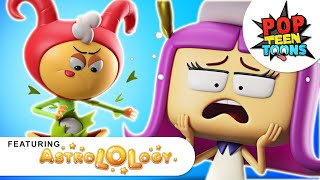 AstroLOLogy - Christmas Special   Opening Christmas Presents  3D Cartoons for Kids   Pop Teen Toons