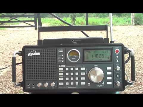 11625 kHz Vatican Radio