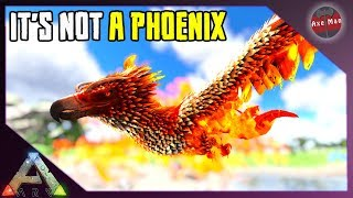 THIS IS NOT A PHOENIX... BUT WE TAMED IT !! | JURASSIC ARK | ARK SURVIVAL EVOLVED [EP40]