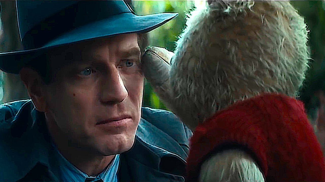 Christopher robin new trailer