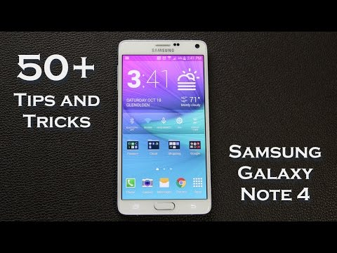 50+ Tips and Tricks for Samsung Galaxy Note 4