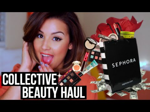 Collective Beauty Haul | Sephora, Ulta, MAC & Walgreens!
