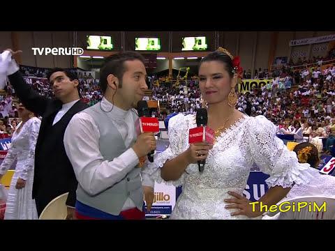 FINAL JUVENIL 2013 ( HD ) - 53 CONCURSO NACIONAL DE MARINERA 2013