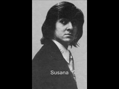 Susan &#039;m crazy for your love Fausto (Columbia - South America)