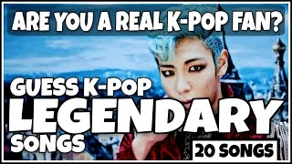 Download Lagu GUESS KPOP LEGENDARY SONGS | CAN YOU GUESS ALL 20 SONGS? Gratis STAFABAND