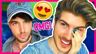 HE SURPRISED ME WITH WHAT?!