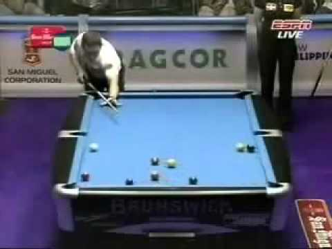Mika Immonen vs Tony Drago