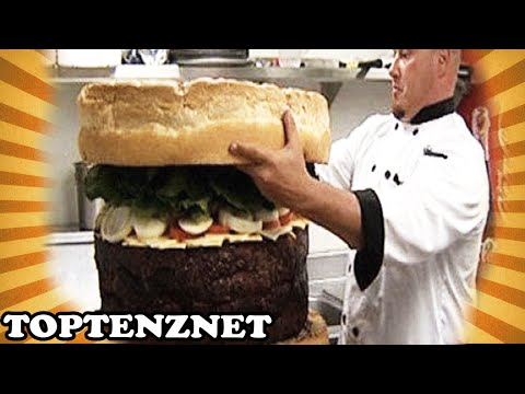 Top 10 Most Unhealthy Fast Foods — TopTenzNet