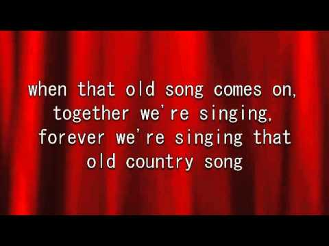 Tim McGraw & Gwyneth Paltrow-Me & Tennessee [LYRICS]