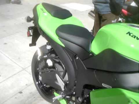 2007 Kawasaki Ninja ZX-6R for Sale Video