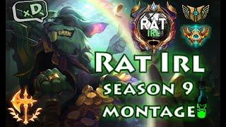 RAT IRL Montage Season 9 | Best Twitch | League Of Legends