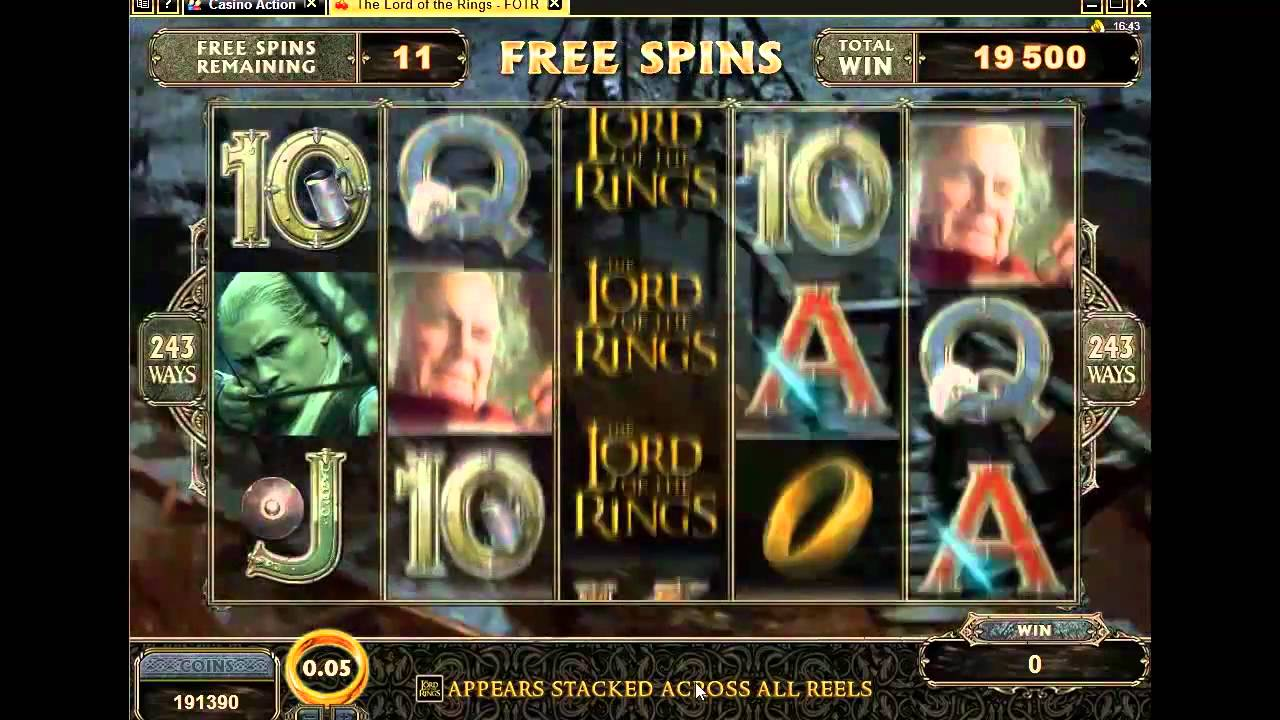 Lord of the Rings Jackpot Slot - Read the Review Now